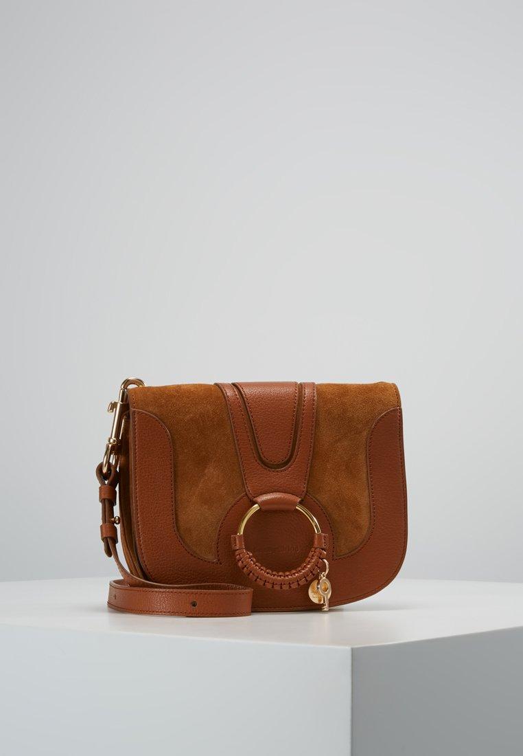 See by Chloé - HANA SMALL - Across body bag - caramello