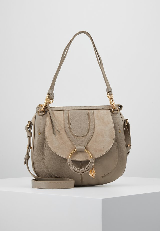 HANA SMALL - Handtasche - motty grey