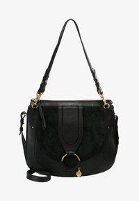 See by Chloé - HANA SMALL - Handbag - black - 5