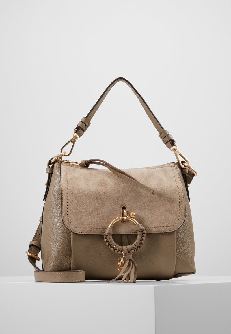 See by Chloé - JOAN - Handbag - motty grey