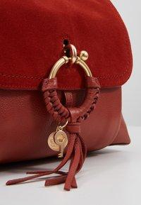 See by Chloé - JOAN - Bolso de mano - faded red - 6
