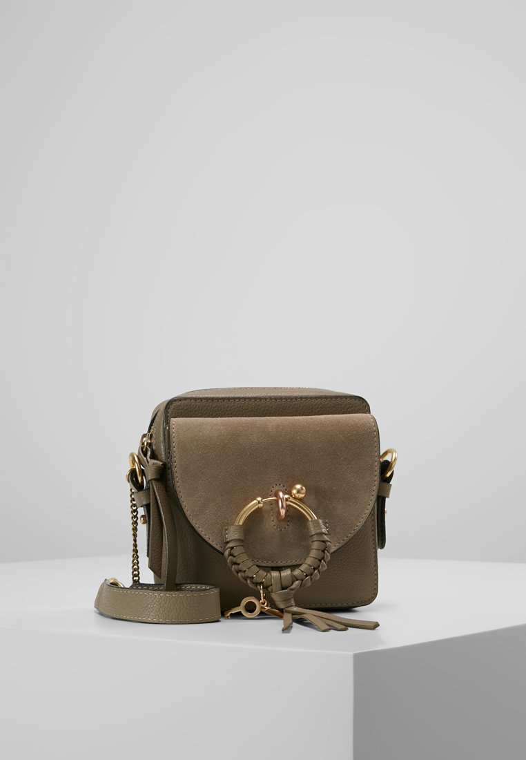 See by Chloé - JOAN MINI CAMERA - Skuldertasker - motty grey