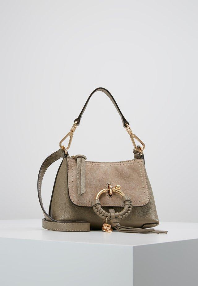 JOAN - Käsilaukku - motty grey