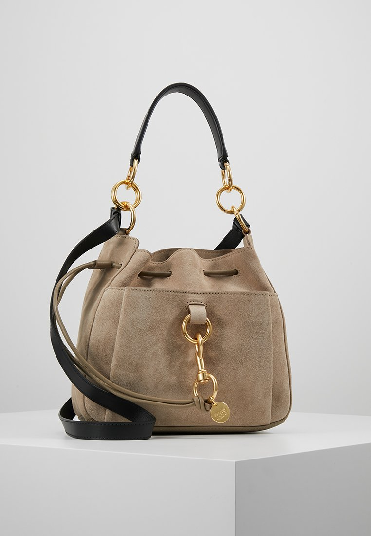 See by Chloé - TONY BIG - Handtasche - motty grey