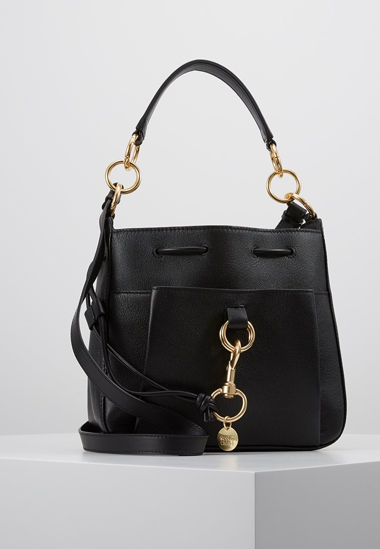 See by Chloé - TONY BIG - Handtasche - black