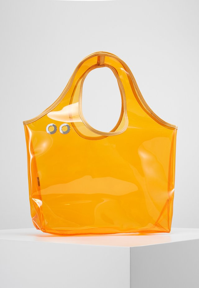 JAY - Shopping bag - sparkling orange