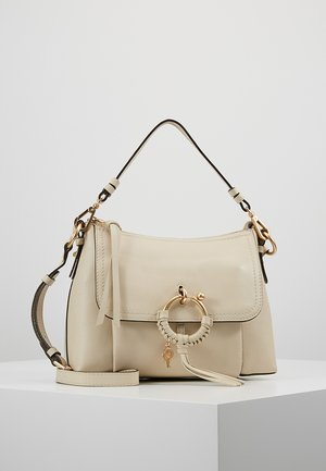 JOAN SMALL - Borsa a mano - cement beige