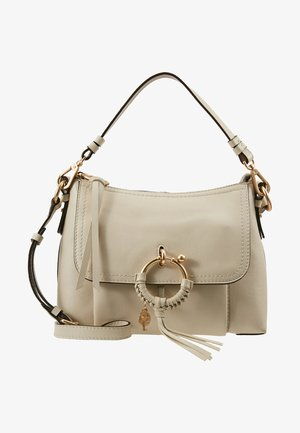 JOAN SMALL - Handtasche - cement beige