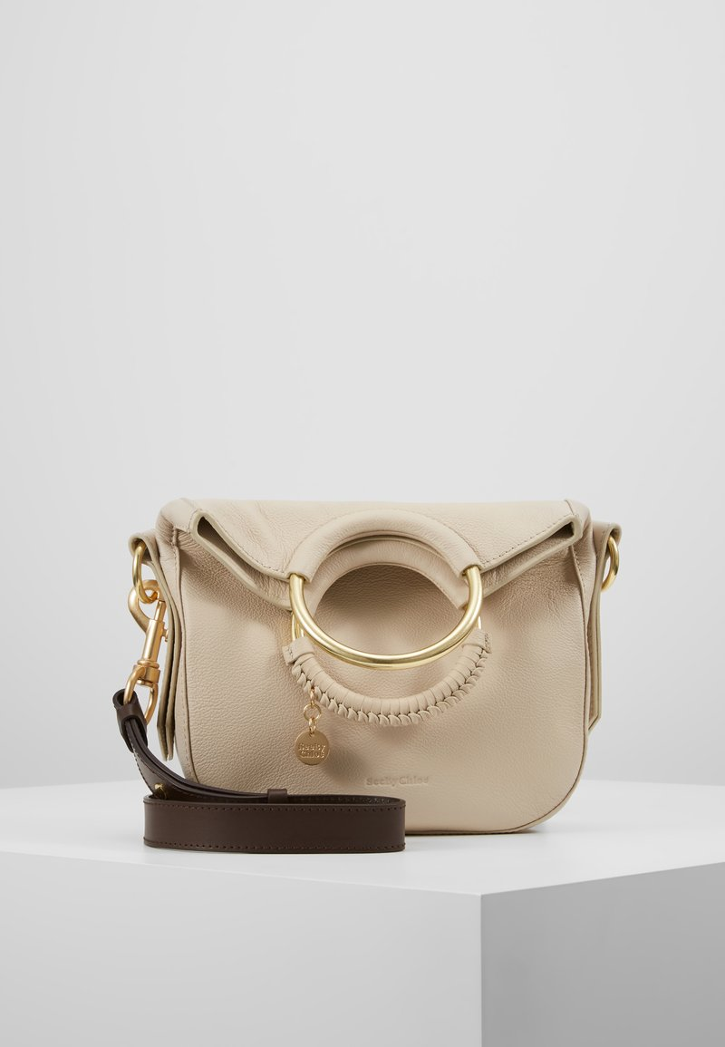 See by Chloé - MONROE SMALL - Handbag - cement beige