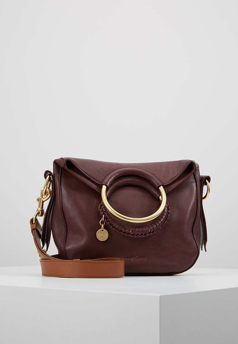 See by Chloé - MONROE SMALL - Handtasche - burgundy