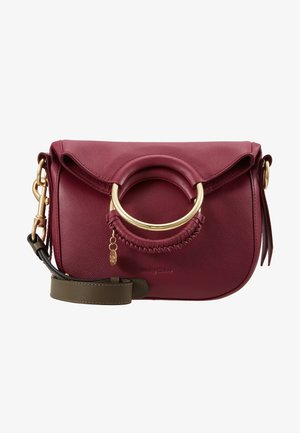 MONROE SMALL - Sac à main - sienna rose