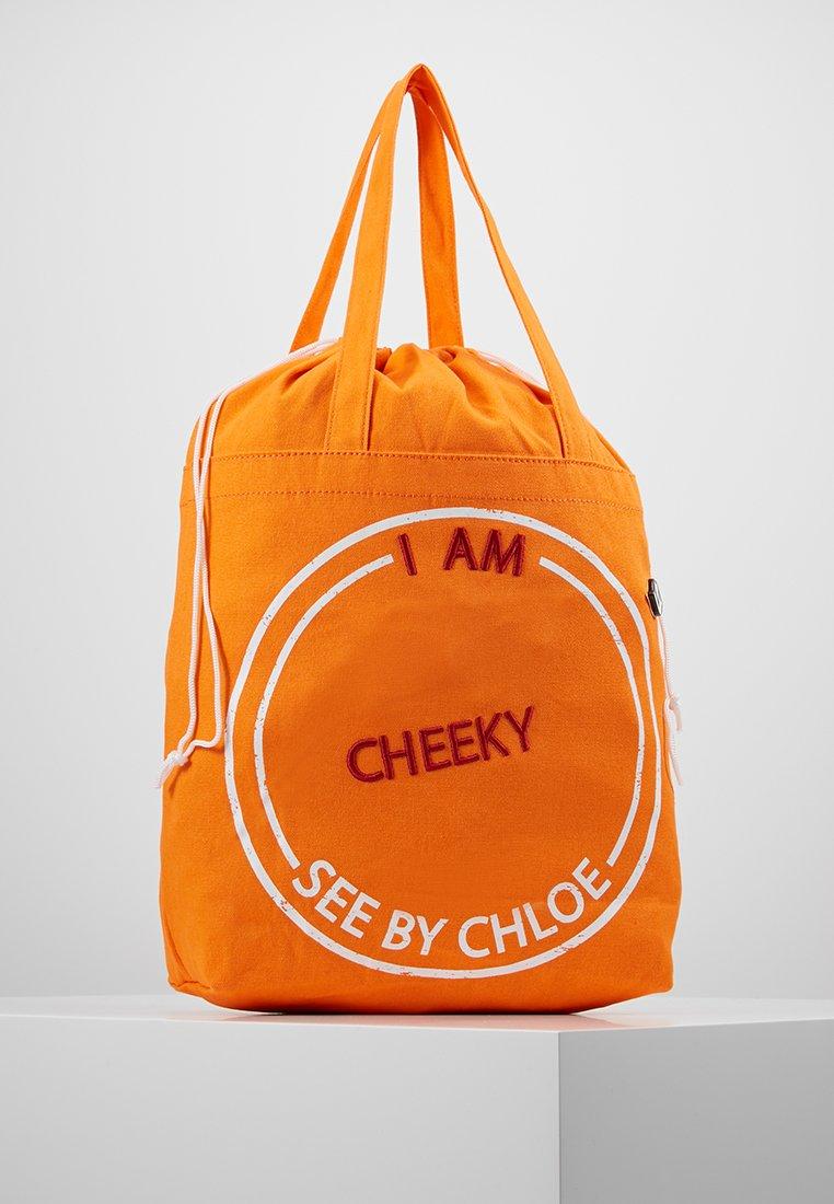 See by Chloé - LIVE - Handbag - sparkling orange