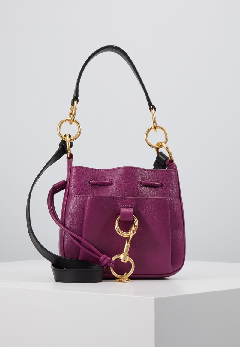 See by Chloé - TONY - Sac bandoulière - pulpy purple