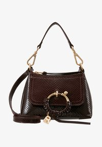 See by Chloé - JOAN SMALL - Bandolera - burgundy - 5