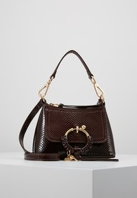 See by Chloé - JOAN SMALL - Bandolera - burgundy - 0