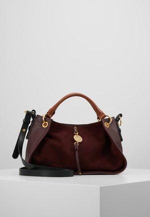 LUCE - Handbag - burgundy