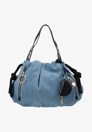 SHOPPER - Shopping bags - denim