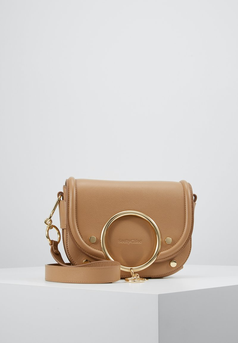 See by Chloé - MARA - Torba na ramię - coconut brown