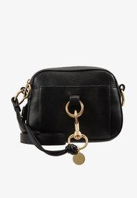 See by Chloé - TONY CROSSBODY - Across body bag - black - 1