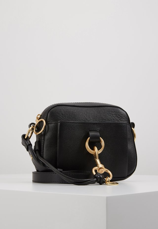 TONY CROSSBODY - Umhängetasche - black