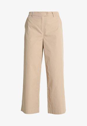 TROUSERS - Trousers - sesam