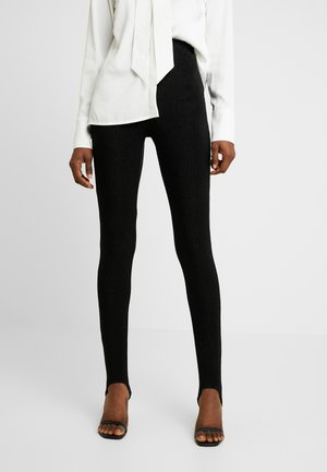 ZETA - Leggings - Trousers - black