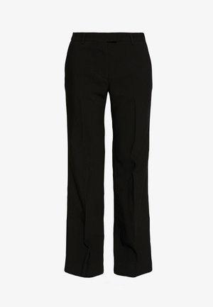 HONNY TROUSERS - Trousers - black