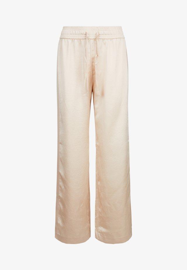 Trousers - elfenbein
