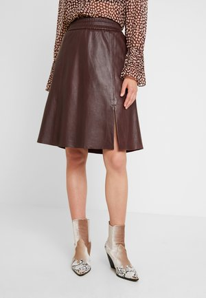 MELVIN SKIRT - A-line skirt - port royale