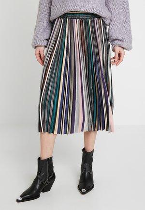 ANNOAL SKIRT - A-line skirt - dahlia purple
