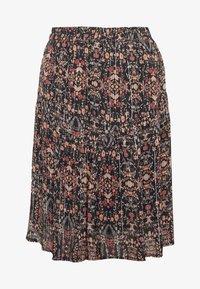 Second Female - SIGNE SHORT SKIRT - Mini skirt - black - 3