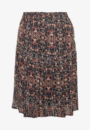 SIGNE SHORT SKIRT - Mini skirt - black
