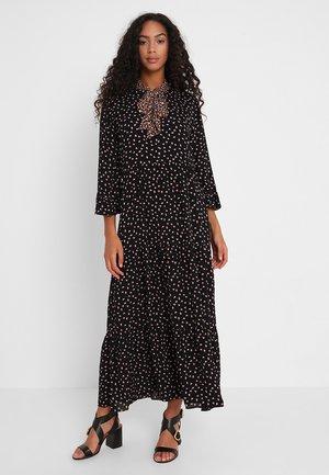 SYRENIA DRESS - Maxi-jurk - black