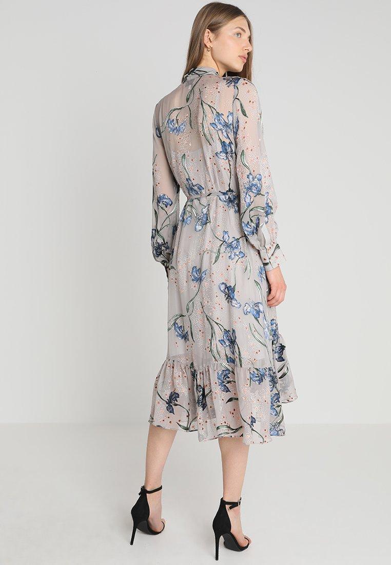 Second Female - AMARYLLIS DRESS - Vestido informal - brunnera blue