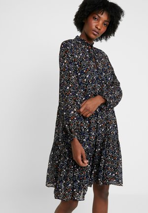 GENTLY DRESS - Kjole - black