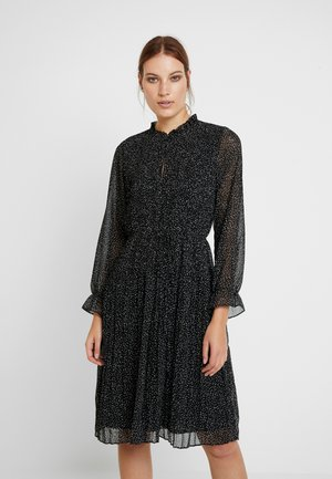 MOONS DRESS - Kjole - black