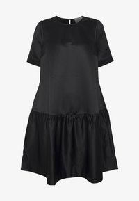 Second Female - STARBORN DRESS - Vardagsklänning - black - 5