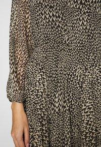 Second Female - REAL SHORT DRESS - Kjole - black - 5