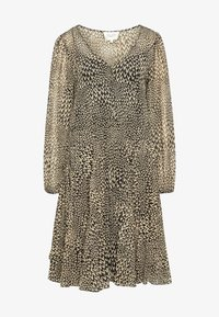 Second Female - REAL SHORT DRESS - Kjole - black - 4