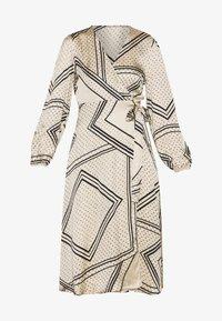 Second Female - ISA WRAP DRESS - Day dress - abbey stone - 4