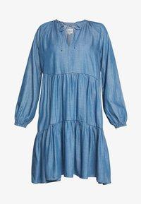 Second Female - DRESS - Vardagsklänning - blue denim - 5