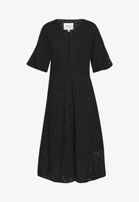 Second Female - MILLY DRESS - Kjole - black - 4