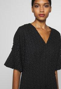 Second Female - MILLY DRESS - Kjole - black - 5