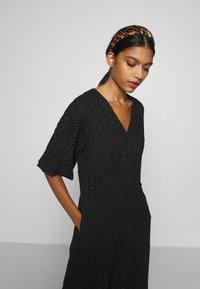 Second Female - MILLY DRESS - Kjole - black - 3