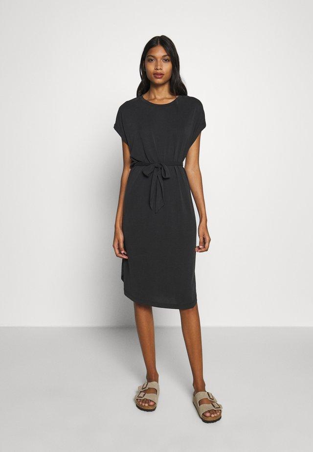 CELESTE NEW DRESS - Sukienka z dżerseju - black