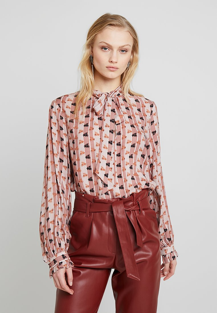 Second Female - DESIRELY BLOUSE - Bluse - burl wood