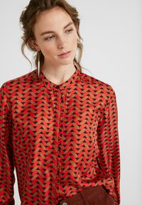 Second Female - TILES - Blouse - lychee - 4