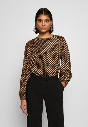 SIRIUS BLOUSE - Blus - black