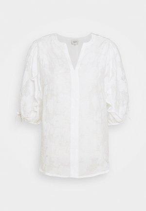 MILA BLOUSE - Blus - white alyssum