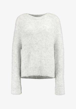 LEISA ONECK - Svetr - grey melange